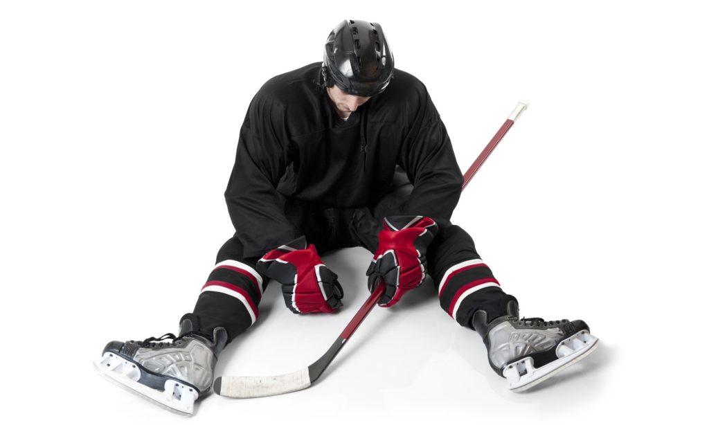 forfeit hockey game