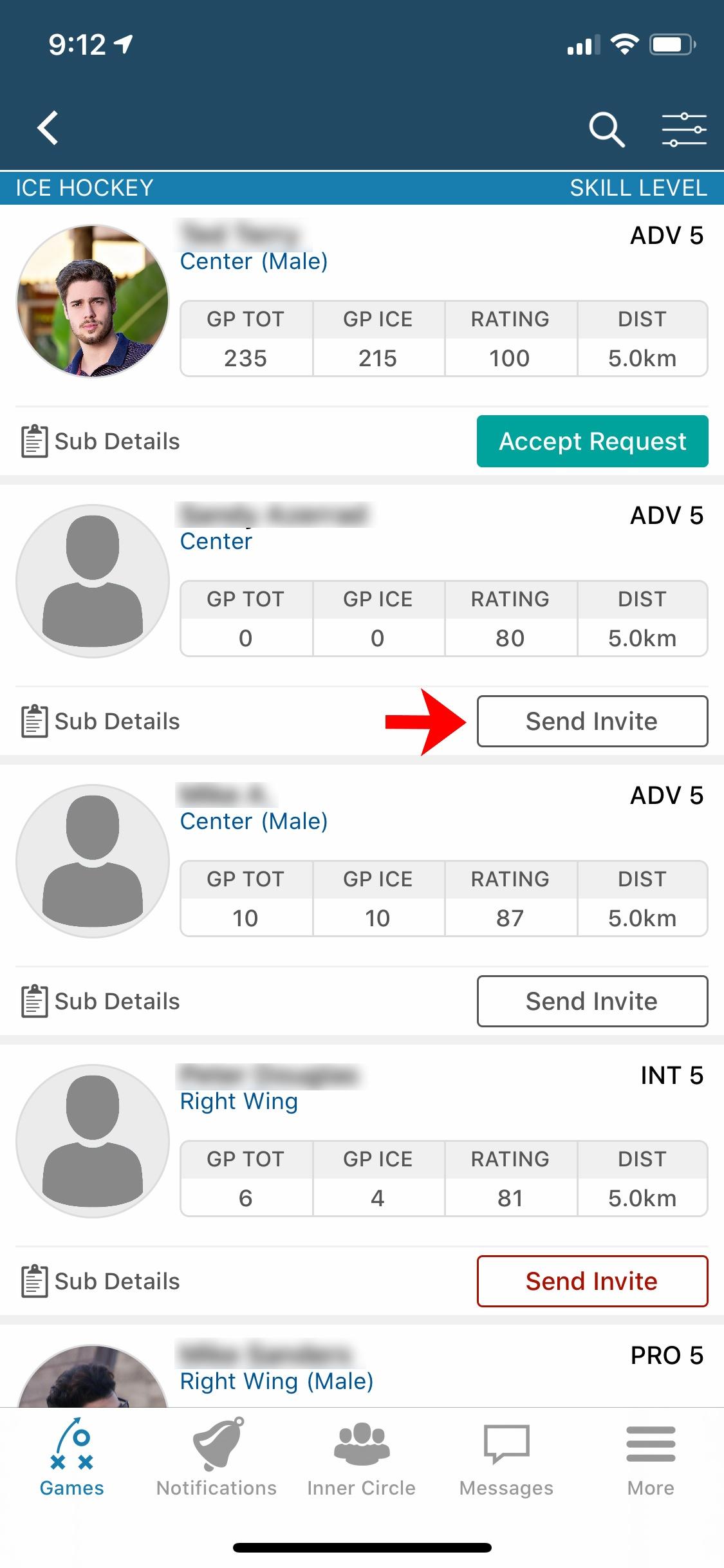 find-subs-send-invite
