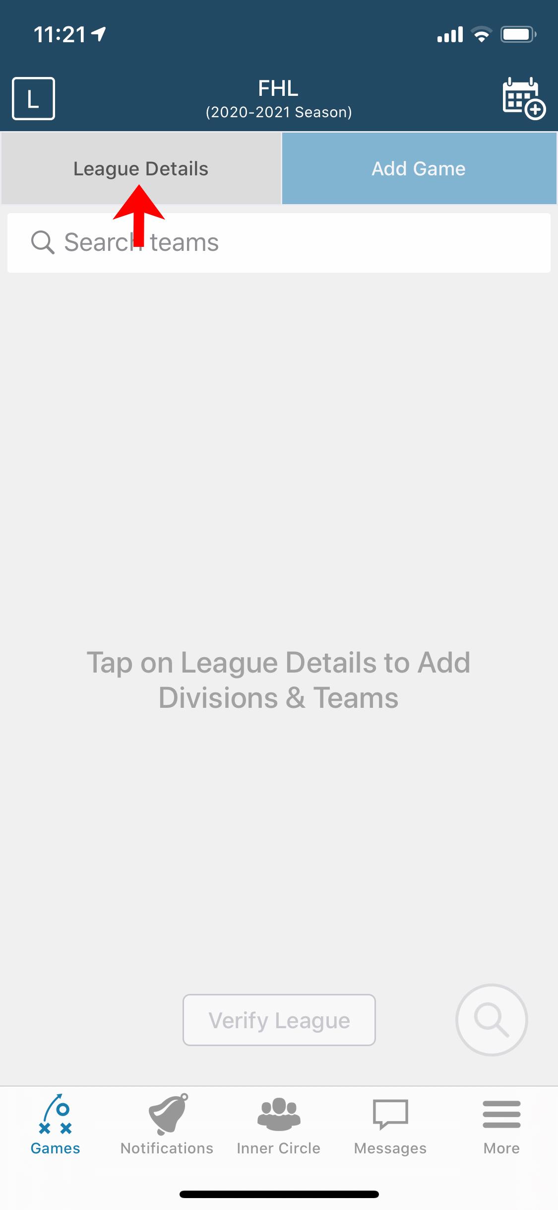 league-games-details