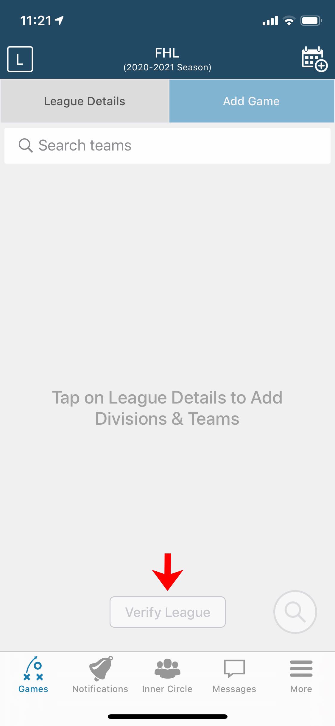 league-games