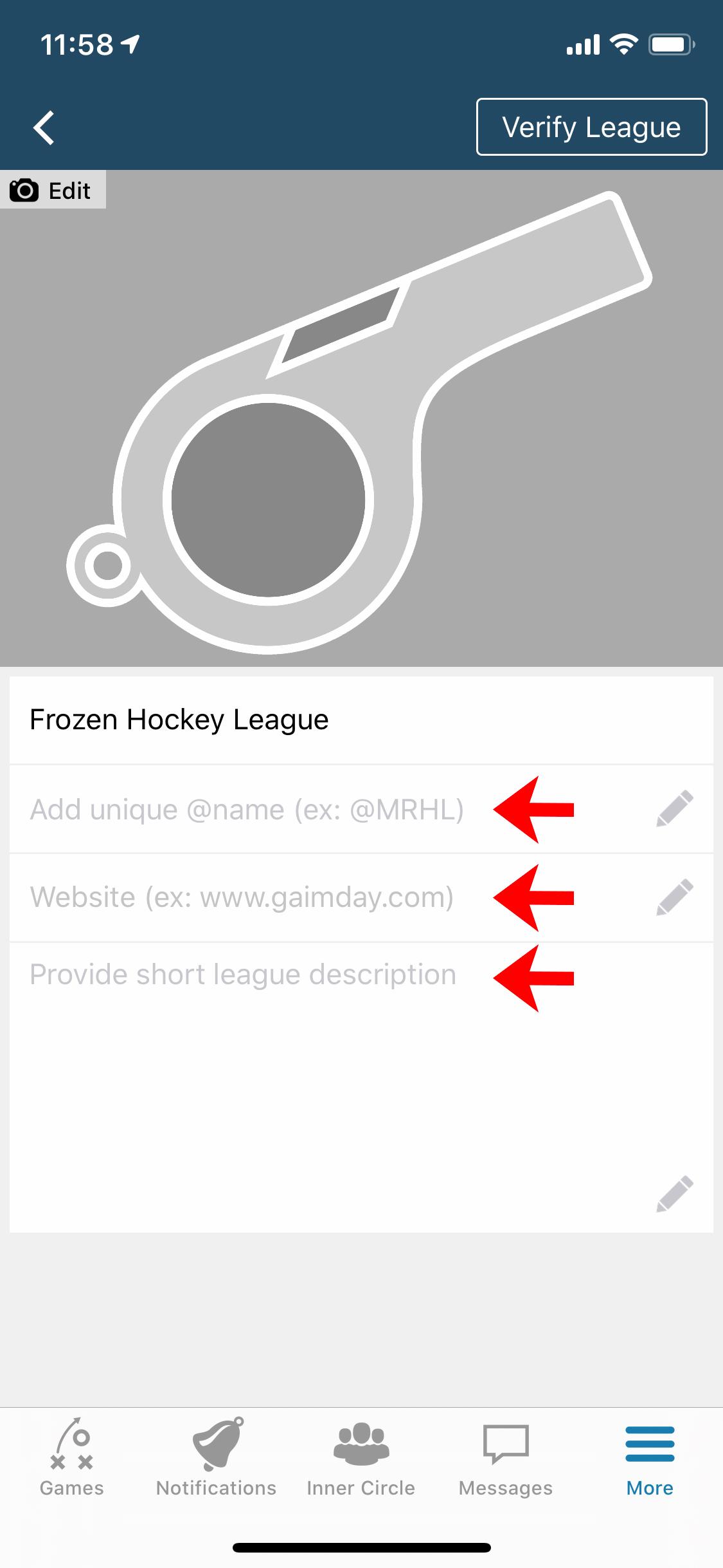 league-profile